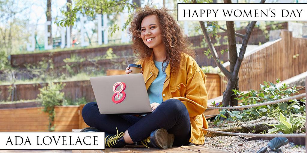 Παγκόσμια Ημέρα Γυναίκας - Η 1η γυναίκα προγραμματιστής