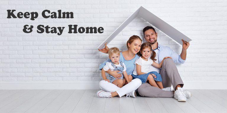 Μένουμε σπίτι! 5 πράγματα που μπορείτε να κάνετε για να περάσετε τον χρόνο σας