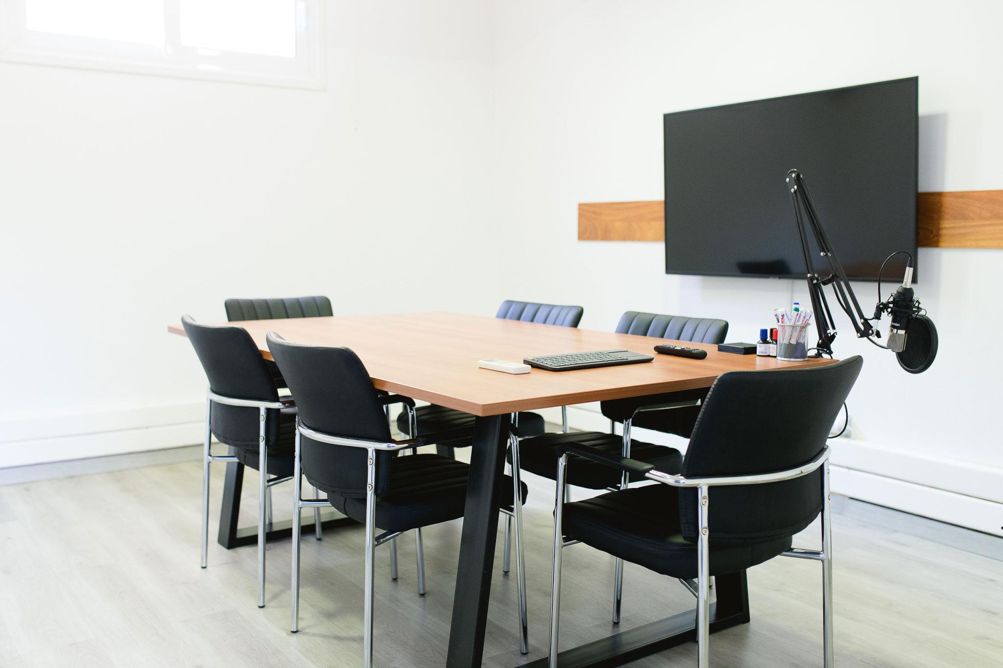 Disolt Meeting Room - Κατασκευή e-Shop